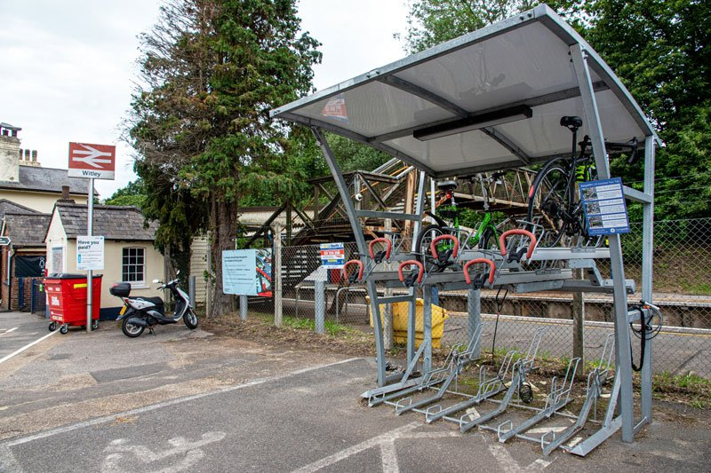Witley-Bike-Storage